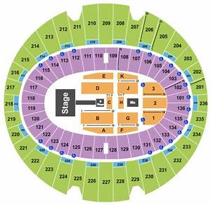 Forum Boxing Seating Chart The Forum Los Angeles Tickets And The Forum Los