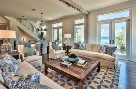 coastal themed living room designs decorating ideas
