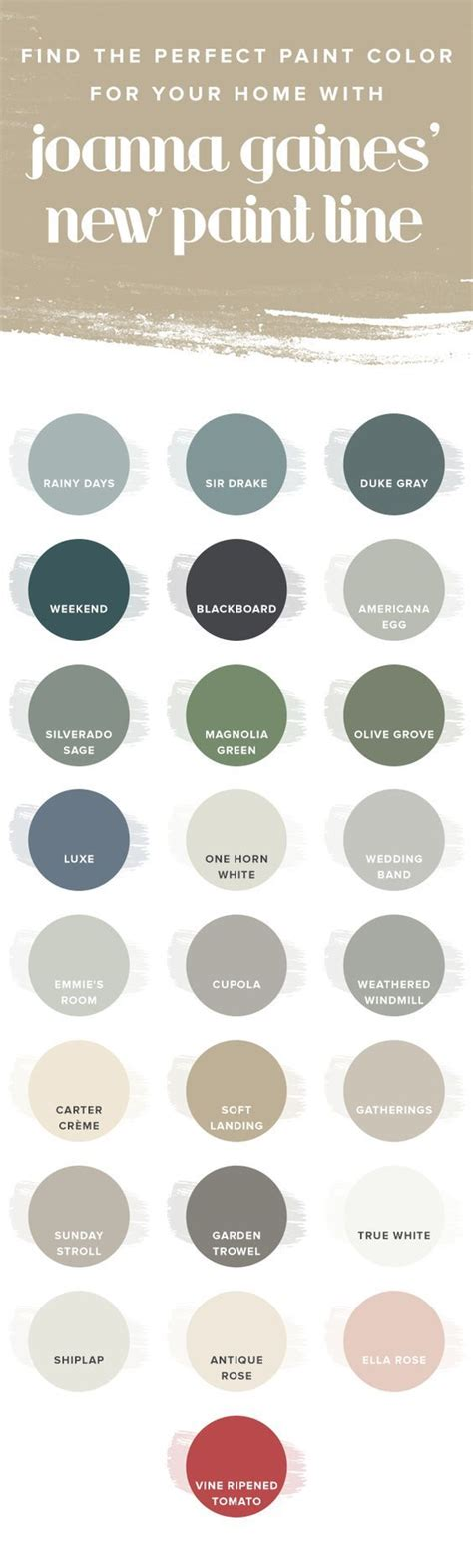 fixer joanna gaines news may bring into your home paint colors