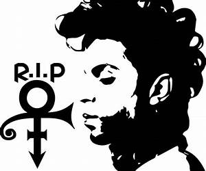 Prince RIP Symbol Decal Sticker for Car/Truck Laptop ...