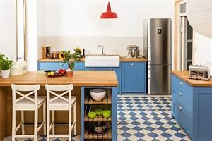 Deko Küche Landhausstil : blaue shaker k che landhausstil k che k ln von ~ Lizthompson.info Haus und Dekorationen