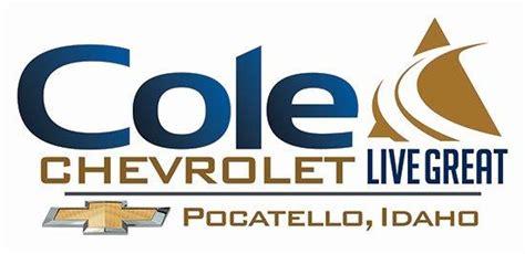 Cole Chevrolet Pocatello  Serving American Falls, Idaho