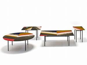 Table Basse Tendance : tendance la table basse se multiplie elle d coration ~ Teatrodelosmanantiales.com Idées de Décoration