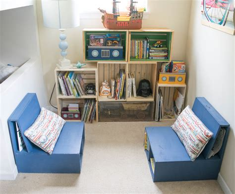 read diy for s diy wooden crate bookshelf the We