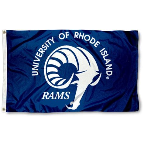 university  rhode island flag  flags  university
