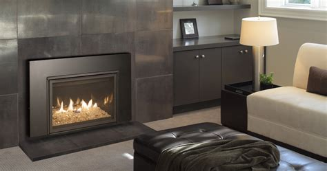 modern gas fireplace inserts real fyre direct vent contemporary gas insert bay area