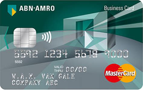 klantenservice abn amro creditcards zakelijk