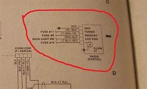 1996 Ford Truck Radio Wiring Diagram