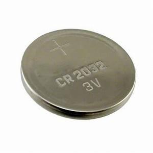 Pile Bouton Cr2032 : pile cr2032 lithium 3v cr2032 bouton panasonic ~ Melissatoandfro.com Idées de Décoration