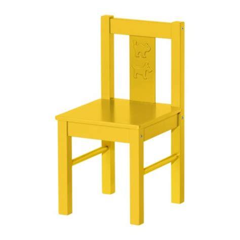 chaise jaune ikea kritter chaise enfant jaune ikea