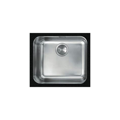 Cuve Evier Inox Sous Plan M 45 X 40 Cm, Robinet And Co Evier