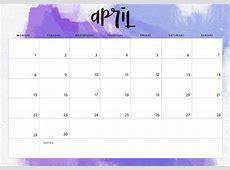 2019 Monthly Desk Calendar Calendar 2019