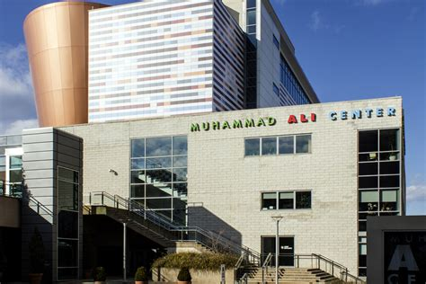 muhammad ali center downtown louisville civic arts project