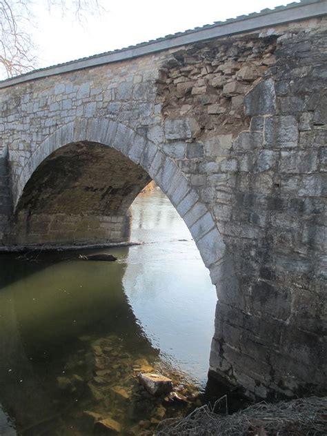 burnside bridge repair antietam national battlefield