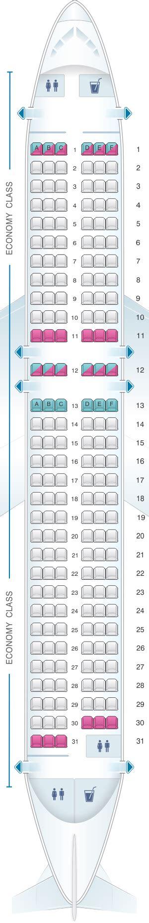 easyjet siege plan de cabine easyjet airbus a320 seatmaestro fr