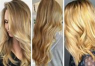 Golden Blonde Hair Color Shades