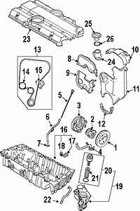 2006 Volvo C70 T5  5 Cyl 2 5l B5254t3  Engine Parts