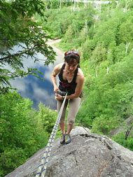 Adirondacks Climbing