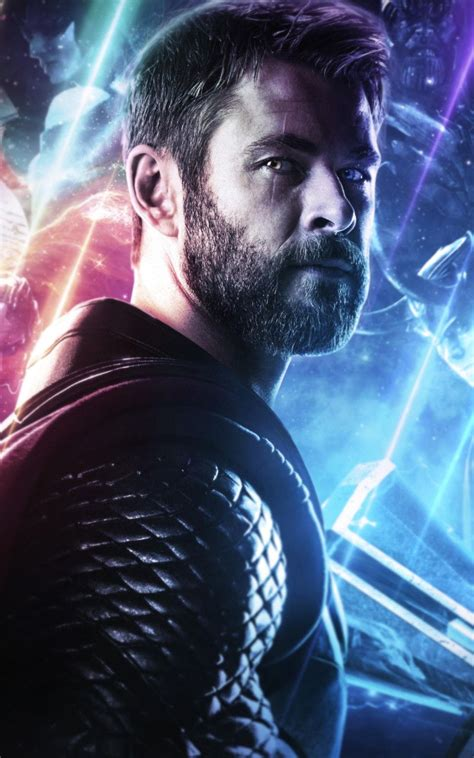 Thor In Avengers Endgame Wallpapers - Wallpaper Cave
