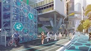 Self-driving cars, talking bins and mag-lev train: vision ...