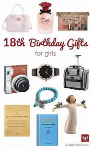 Best 18th Birthday Gifts for Girls | VIVID'S