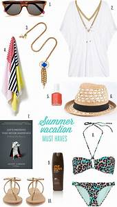 Must Haves Sommer 2015 : summer vacation must haves lanalou style ~ Eleganceandgraceweddings.com Haus und Dekorationen