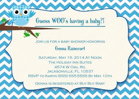 Cute Men Templates by 3 Impactful Baby Shower Invitation Boy Eysachsephoto