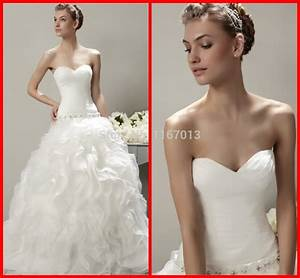 2015 romantic white tulle a line wedding dresses ruffles With backless corset wedding dresses