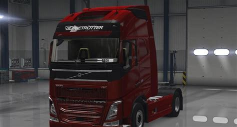 volvo fh  paintable grille gamesmodsnet fs