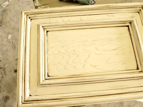 how to glaze oak cabinets distressed cabinets see cate create