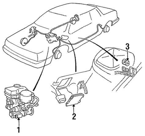 repair anti lock braking 1990 audi v8 electronic valve timing oem anti lock brakes for 1990 cadillac deville gmpartscenter net