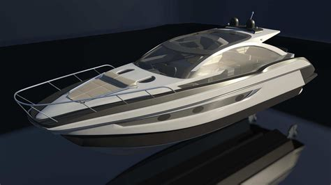 Hydrofoil Boat Gumtree by New Hysucat 43 Coupe Inboard Or Outboard Model Hysucat