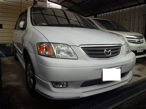 2000/11 Mazda Mpv Lw5w Type G For Sale, Japanese Used Cars
