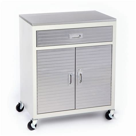 used garage cabinets for sale square white metal garage storage cabinet on wheels with