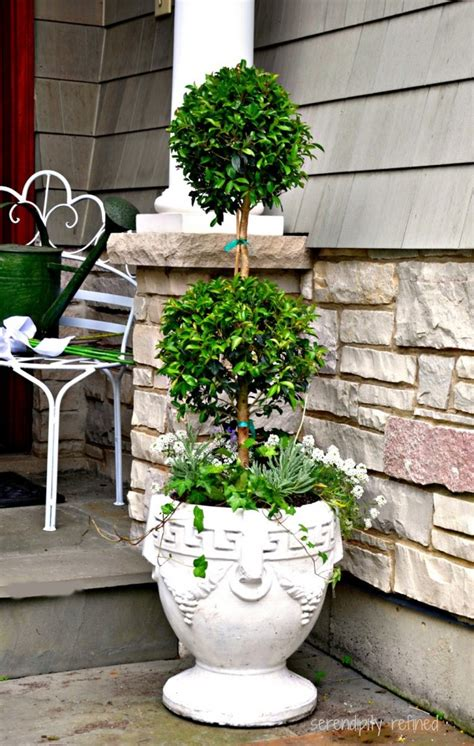 front door planters ideas 40 front door flower pots for a good first impression