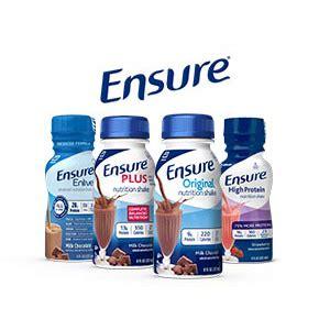 Amazon.com: Ensure Light Nutrition Shake, 12g of high