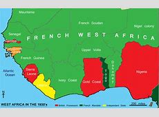 French West Africa Weapons and Warfare