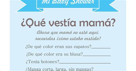 Juegos Atrevidos Para Baby Shower
