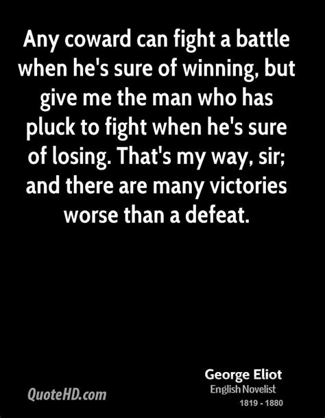 Losing Fighting Battles Quote