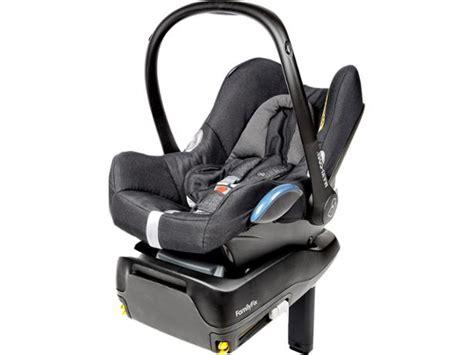 Maxi Cosi Cabriofix (familyfix Base) Child Car Seat Review