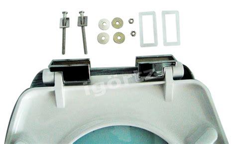 toilettendeckel klositz absenkautomatik wc sitz duroplast klobrille tropfen grau ebay