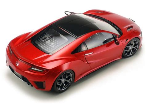Models Sports Car by Tamiya 1 24 Honda Acura Nsx 2016 24344