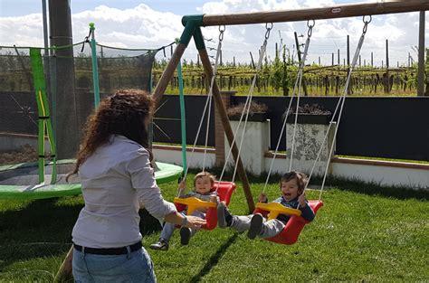 altalena bimbi giardino giochi da giardino per bambini estate 2016