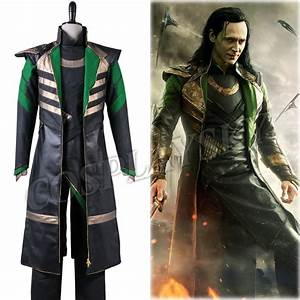 Popular Thor Loki Costume-Buy Cheap Thor Loki Costume lots ...