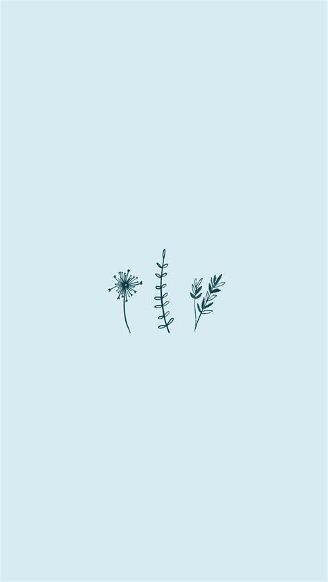 blue aesthetic wallpaper simple wallpapers simple