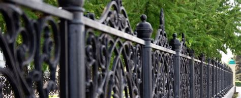 rod iron fence prices ornamental iron fence cost per foot 52 images ameristar montage steel fence prices hoover