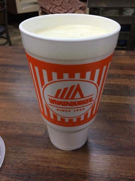 vanilla whataburger food fast milkshakes courtesy