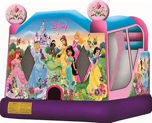 BOUNCE HOUSES | Big Al's Party World  Disney