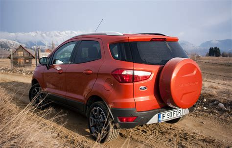 test ford ecosport test drive ford ecosport 1 0 ecoboost auto testdrive