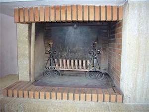 Comment Habiller Une Cheminée Ancienne : cheminee foyer ouvert tubage ~ Melissatoandfro.com Idées de Décoration